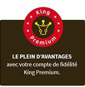 Programme fidélité King Premium